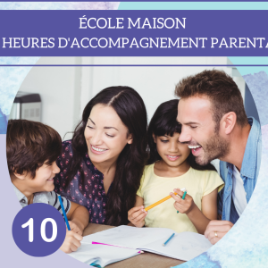 accompagnement 10 heures